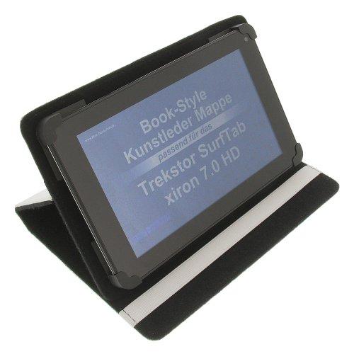 Tasche für Trekstor SurfTab xiron 7.0 HD SurfTab breeze 7.0 SurfTab xintron i 7.0 Book Style Schutz Hülle
