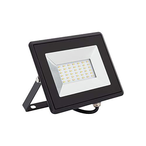 Foco Proyector LED Solid 30W Blanco Cálido 3000K