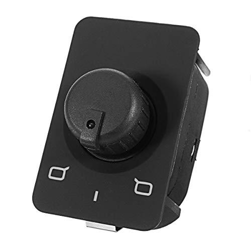 TuToy Elektrische Seitenschalter-Nuss-Halsknob-Knopf Für Audi A3 A6 C5 4B0 959 565A 4B0959565A
