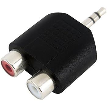 Kabel & Adapter 2x 1m Aux Kabel Stereo 3,5mm Klinke Audio Klinkenkabel Für Handy Auto Blau Handys & Kommunikation