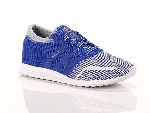 Adidas - Los Angeles - Couleur: Blanc-Bleu - Pointure: 42.6