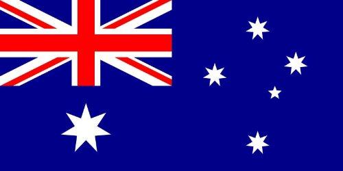 Outdoor Flagge, Banner, Fahne Australien 90 * 150 cm