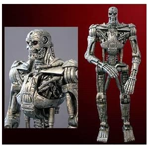 Terminator 4 T-600 real Figura (jap?n importaci?n) 3