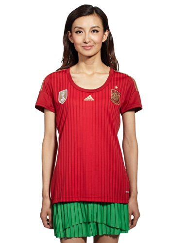 Adidas Spanien Damen Trikot Gr.S