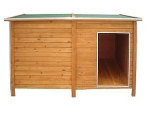 Cuccia per cani xxl in legno isolamento resistente alle - Cucce per cani ikea ...