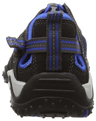 Superfit - Sport4, Sneaker basse Bambino Nero (Nero (Nero KOMBI 02))