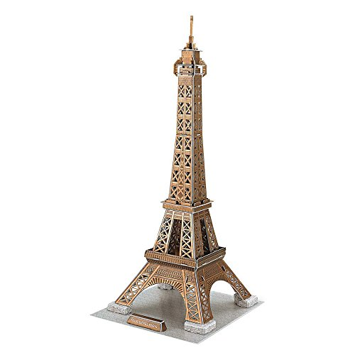 Small Foot Company - 8911 - Puzzle 3d - Tour Eiffel