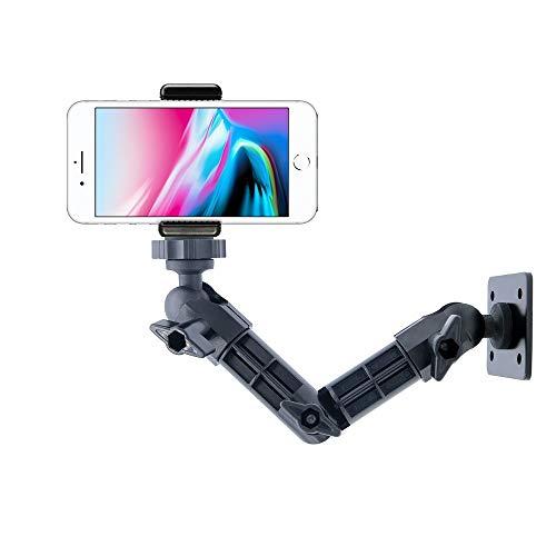 Handy Wandhalterung Halterung für iPhone XR,XS,XS Max, iPhone 8,8 Plus, 7,7 Plus, 6S Plus, 6S