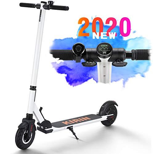 urbetter Patineteseléctricos Ultraligeros Scooter Plegable E-Scooter para Adultos 25 kmh Neumáticos sólidos de 8 Pulgadas, Apto para Adultos y Adolescentes...