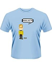 Star Trek - Kirk Talking Trexel (T-Shirt Unisex Tg. L) [Italia]