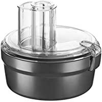 Kitchenaid 5KFP13DC12, Inserto per taglio a dadini, 12 mm, per Food Processor Artisan