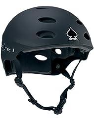 Pro-Tec Ace Rescue Casco para Deportes Acuáticos, Unisex adulto, Negro Mate, XS
