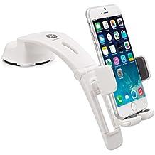 osomount Arc Pro 2en 1extensible Support pare-brise et tableau de bord pour iPhone 6/6Plus/5S/5C/4/4S/Samsung Galaxy S6/S5/S4/S3/Note 4/3et autres smartphones