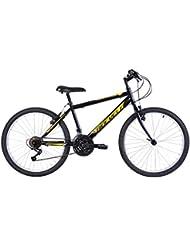 """Biocycle Anexo 26"""" Bicicleta de Montaña, Hombre, Negro, M"""