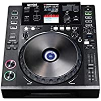 Gemini CDJ-700 Professional Media Controller con MIDI e HID (CD-Player, SD, USB)