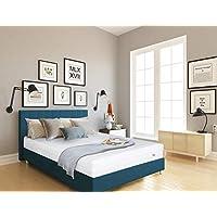 Olympe colchón Latea 90 x 200 Confort Granja