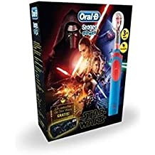 CEPILLO DENTAL BRAUN PACK STAR WARS+EST.
