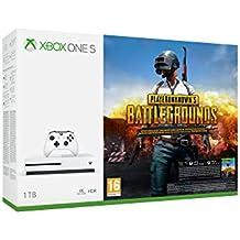 Microsoft Xbox One S - Consola 1 TB + Playerunknown\'s Battlegrounds