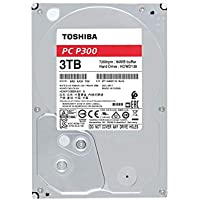 "Toshiba P300 3TB 7200RPM 3.5"" SATA HDD 'Bulk' (HDWD130UZSVA)"