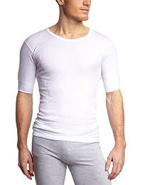 Huber Herren Unterhemd 2142 / de Luxe Hr. Shirt kz.A.