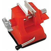 Mini tornillo de banco con ventosa con cabeza estándar