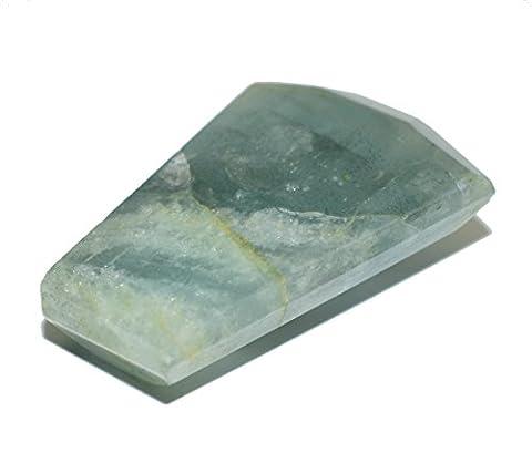 Aquamarin Edelstein facettiert & natürlich 48.14 karat (Natürliche Aquamarine Kristall)