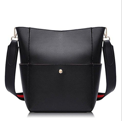 GBT Neue Dame Bag Fashion Damentasche, Handtasche Black