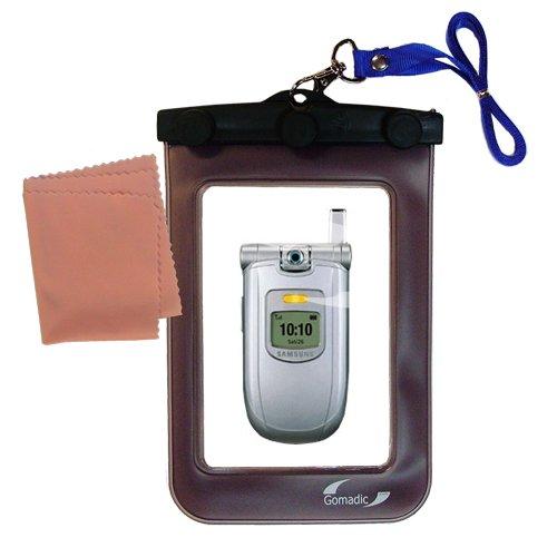 Wetter- und Wasserfeste Tasche für die Samsung SGH-P107