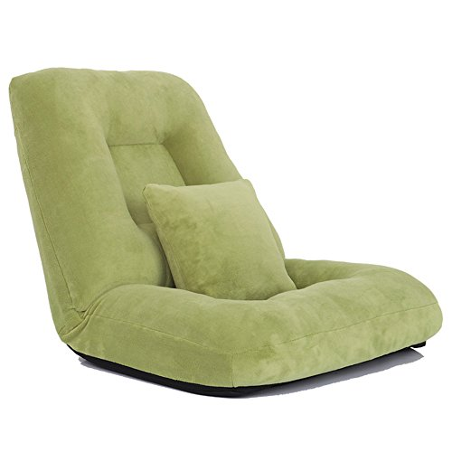 Stühle MEIDUO Haltbare Hocker Einstellbare 14-Position Memory Foam Boden Gaming Chair in 9 Farben...