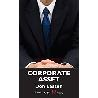 Corporate Asset: A Jack Taggart Mystery (English Edition)