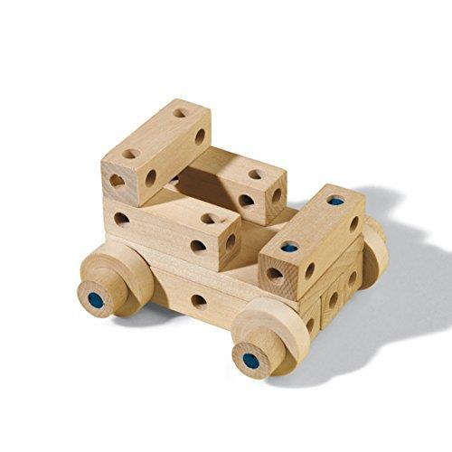 41a  QtYsDL - SES Estuche de Juegos de carpintería Creative, Multicolor (00945)