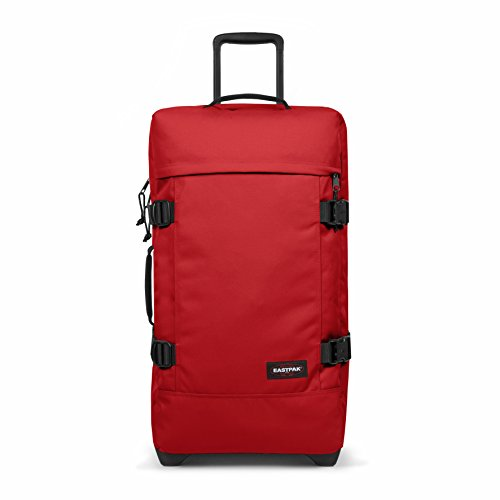 Eastpak - Tranverz M - Bagage à roulettes - Apple Pick Red - 78L