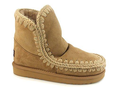 MOU Eskimo 18 Camel bota para mujer Mou, 38