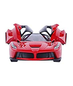 Baby First Ferrari Door Opening With Remote Control 1:16 Scale (Red)