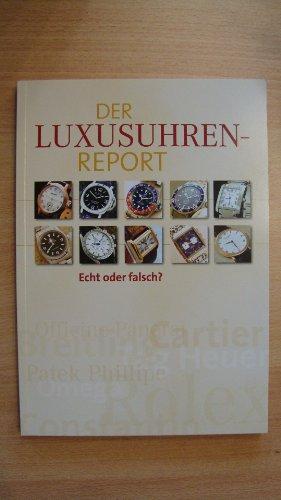 Der Luxusuhren-Report