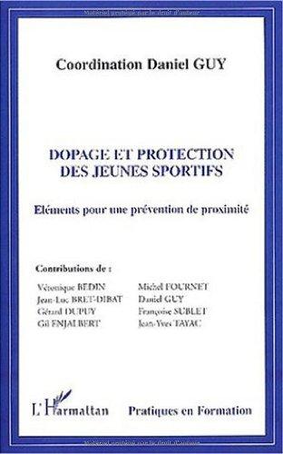 Dopage et protection des jeunes sportifs par Collectif