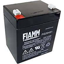 Chiway SJ12V.5,4Ah Fiamm Akku FG20451 AGM Gel Batterie 12V 4Ah 4,5Ah 5Ah 12Volt