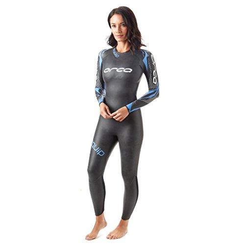 Orca Equip Fullsleeve Wetsuit Women Black Größe XL 2019 Triathlon-Bekleidung