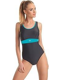 Gwinner Damen Badeanzug Schwimmanzug Martha