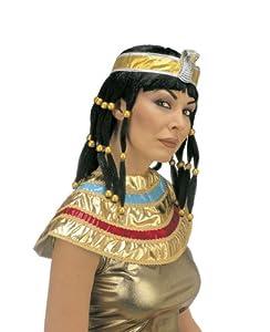 WIDMANN Peluca Cleopatra morena mujer