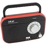 AKAI - AR - 69 KR - Radio Transistor Tuner FM/LW - Rouge