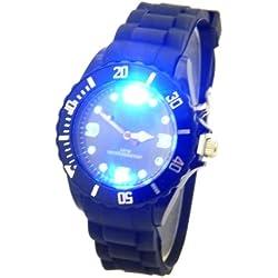 Leucht Armbanduhr Schwarz F4-2/3