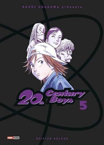 20th Century Boys Edition Deluxe Tome 5