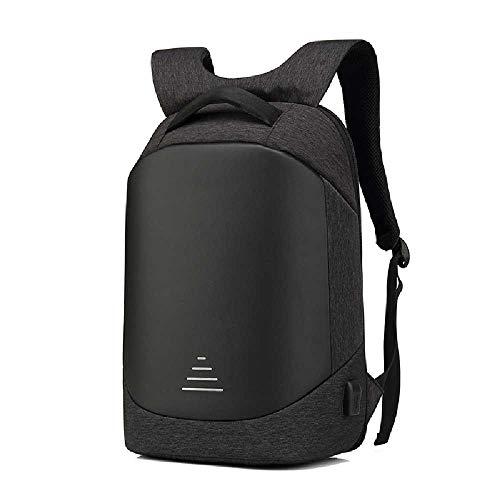 Zollschwarz Swiss Backpack Diebstahl Knife 16 Computer Charging Anti Uhuihio Freizeit Bag Travel Army Usb Schulter R4ALj35