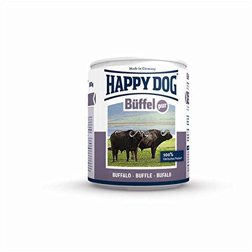 Happy Dog Cibo Umido per Cane Adulto Ipoallergenico Pure Beef Grain Free - 800 gr
