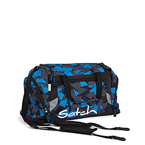 Satch Sporttasche Blue Triangle 9D6 dreieck blau
