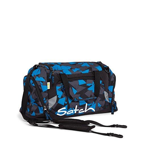 Satch Sporttasche II Blue Triangle 9D6 dreieck blau (Bag Große Duffle Sport)
