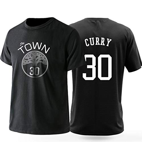 Golden State Warriors Curry #30 Stephen City T shirt Youth Männer Name & Number Durant Fashion Basketball Sports T-shirts Tee Tops (State Youth T-shirt)