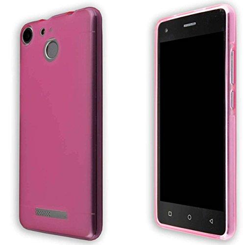 caseroxx TPU-Hülle für Archos 50b Cobalt / 50b Cobalt Lite, Tasche (TPU-Hülle in pink)
