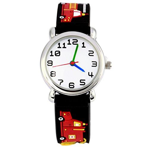 Mixe-Waterproof-3D-Cute-Cartoon-Digital-Silicone-Wristwatches-Time-Teacher-Gift-for-Little-Girls-Boys-Kids-Children